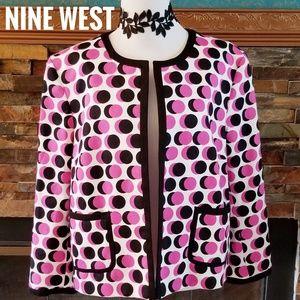 Women's Plus Size NINE WEST Jacket